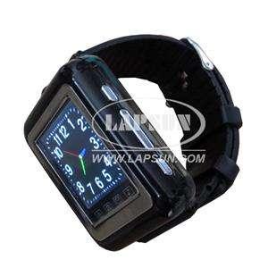 Unlocked Touch Screen Wrist Mens Watch Mobile Cell Phone DVR Hidden