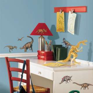 16pc Big Dinosaur Vinyl Wall Stickers Decals Removable
