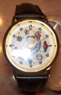 BETTY BOOP 1994 KING FEATURES QUARTZ WATCH