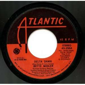 Boogie Woogie Bugle Boy / Delta Dawn: Bette Midler: Music