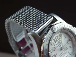 STAIB Stainless Steel High Quality MESH Watch Strap Made in Germany