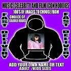 POP STAR IDOL CELEBRITY NICKI MINAJ HOODIE BAND MERCH DESIGN ONLY OR