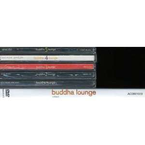 Buddha Lounge Box (X6) Buddha Lounge Box Music