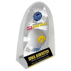 Hawkeyes Logo Billard Ball, Individual Packaging: Sports & Outdoors