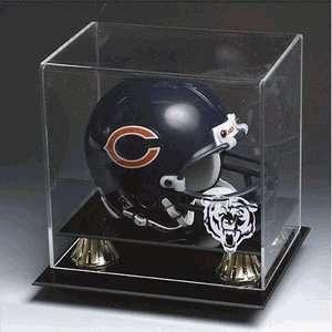 Chicago Bears NFL Full Size Football Helmet Display Case