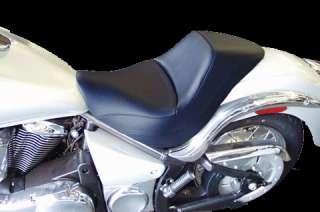 Kawasaki Vulcan 900 Custom Saddlemen Solo Gel Seat