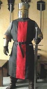 Medieval Knight Heraldry SCA Surcoat Tunic Tabard (T10)