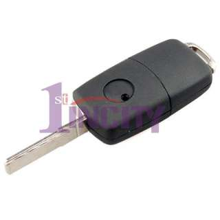 FLIP Folding Key Remote for VW Polo/Bora/Golf/Passat