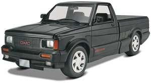 Revell Monogram 7213 1991 GMC Syclone Pickup Truck 125