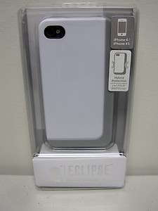 SwitchEasy Eclipse   Apple iPhone 4 / 4S Hybrid Case   WHITE