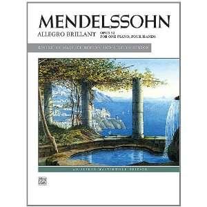 ): Felix Mendelssohn, Maurice Hinson, Allison Nelson: Books