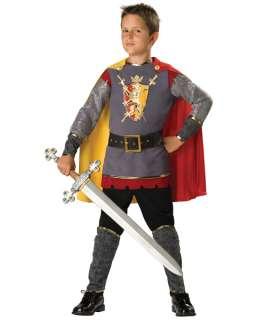 Child Loyal Knight Costume 843269010874
