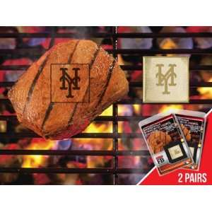 New York Mets Fanbrand 2 Pack by Fan Mats Sports