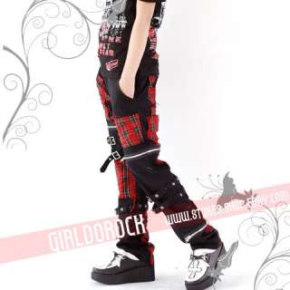 PUNK VISUAL KEI SLIM LOOK MUMMY 71173 PANTS size S XL