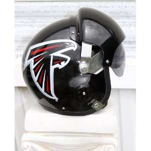 Atlanta Falcons Fighter Pilot Helmet Airforce NFL Football