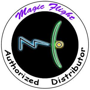 Magic Flight Launch Box Herbal Vaporizer Package #1 Combo New Locking