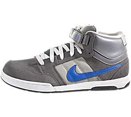 NEW NIKE AIR BURNSIDE MID US MEN SIZES DARK GREY/VRSTY ROYAL/MDM GRY