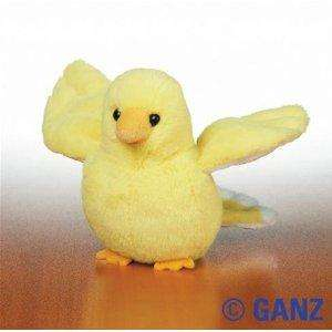 WEBKINZ   Lilkinz   CANARY  TAG ONLY Unused code No Plush