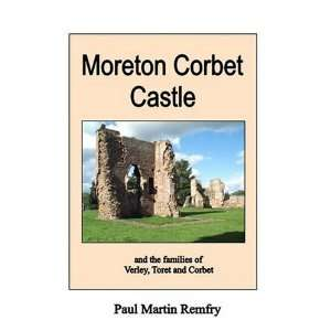 of Verley, Toret and Corbet (9781899376612) Paul Martin Remfry Books