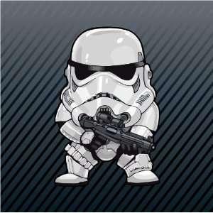 Star Wars Stormtrooper Sandtrooper Soldier Armor Movie Sticker Decal