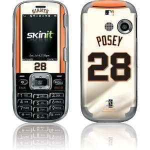 San Francisco Giants   Buster Posey #28 skin for LG Rumor