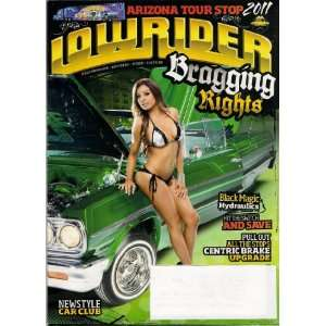 Lowrider Magazine+October 2011+64 Impala and Pricilla Reyes