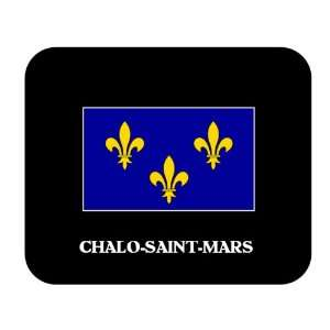 Ile de France   CHALO SAINT MARS Mouse Pad Everything