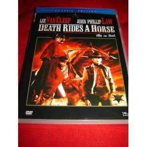 Death Rides A Horse (1968) Lee Van Cleef, Carroll Baker