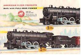 American Flyer Trains Parts Service & Product Manuals