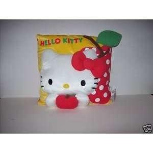 Hello Kitty Plush Decorative Pillow