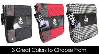 Long & Skinny Vertical Messenger 16 Bag by PKG (Choose from 3 Colors)