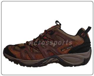 Merrell Pantheon Dark Earth Leather Hiking Shoes New NB ML85221
