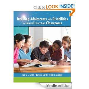 with Disabilities in General Education Classrooms [Kindle Edition
