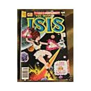 The Mighty Isis #4: Jack C Harris: Books