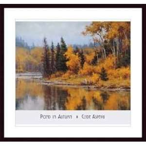 Autumn   Artist: Clyde Aspevig  Poster Size: 31 X 27: Home & Kitchen