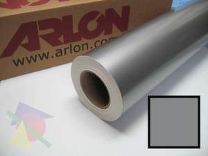 Roll 24 X 10 Silver Metallic Arlon 5000 Sign Cutting Vinyl