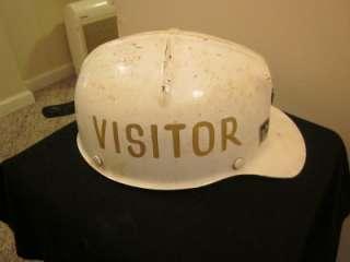 VINTAGE ANTIQUE LOW VEIN COAL MINE MINERS MINING HARD HAT CAP HELMET