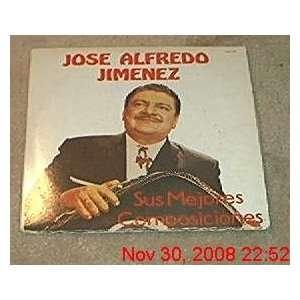 Composiciones Jose Alfredo Jimenez   Sus Mejores Composiciones Music