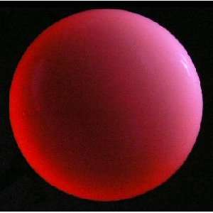 Red Fire UV Acrylic Contact Juggling Ball   2.95   76mm