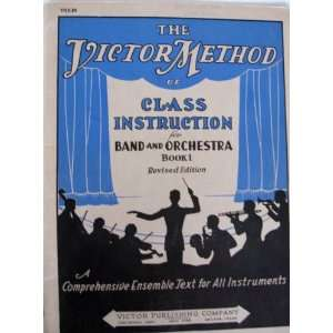 for Band and Orchestra (Violin, Book 1) John F. Victor Books