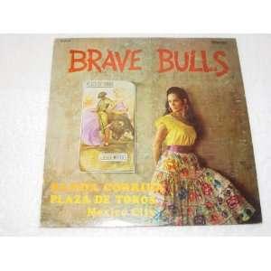 Bulls (vinyl LP) Mexico City Banda Corrida Plaza de Toros Music