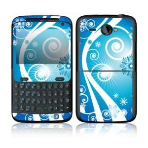 Crystal Breeze Design Decorative Skin Cover Decal Sticker for HTC
