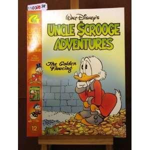 Walt Disneys Uncle Scrooge Adventures Uncle Scrooge Mcduck #12: The