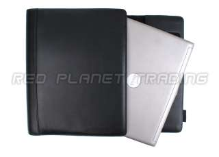 NEW Dell Leather Laptop Notebook Carry Case 12.1 12