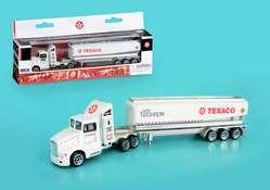 HO K/W TEXACO SEMI TRUCK / FUEL TANKER TRAILER 1/87 TEXACO TRUCK
