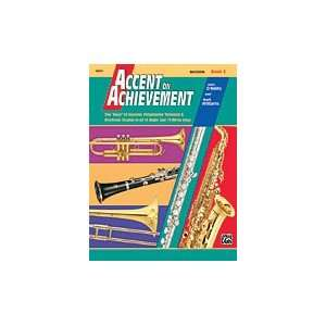 Alfred Publishing 00 18055 Accent on Achievement, Book 3