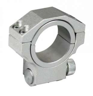 Silver Ruger Low Profile 30mm / 1 Scope Ring