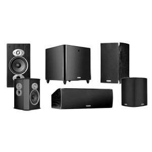 Polk Audio RTi Home Theater System Factory Authorized