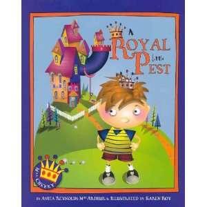 Series) (9780981057507): Anita Reynolds MacArthur, Karen Roy: Books