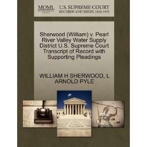 Pleadings (9781270625643) WILLIAM H SHERWOOD, L ARNOLD PYLE Books